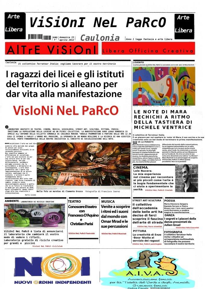 ViSiOnI NeL PaRcO