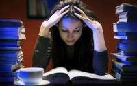 Quando domani ci sono gli esami