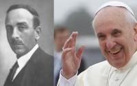Papa Francesco, Nino Costa e i piemontesi