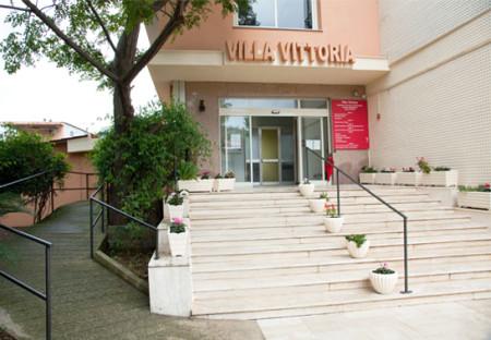 Villa Vittoria - ingresso